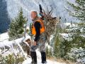 Northwest Montana Guided Hunting Trip Wilderness Adventure Photo
