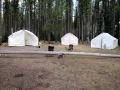 Northwest Montana Guided Hunting Camp Photo